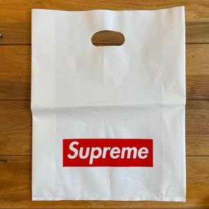 Authentic Supreme Box Logo Bag